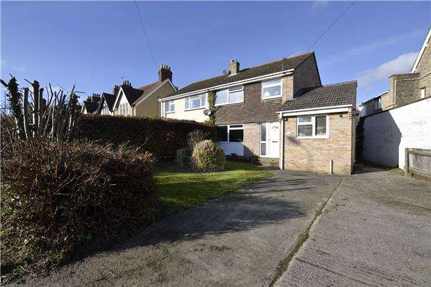 3 Bedrooms Semi Detached House for sale in Woodstock Road, WITNEY, OX28 1EB