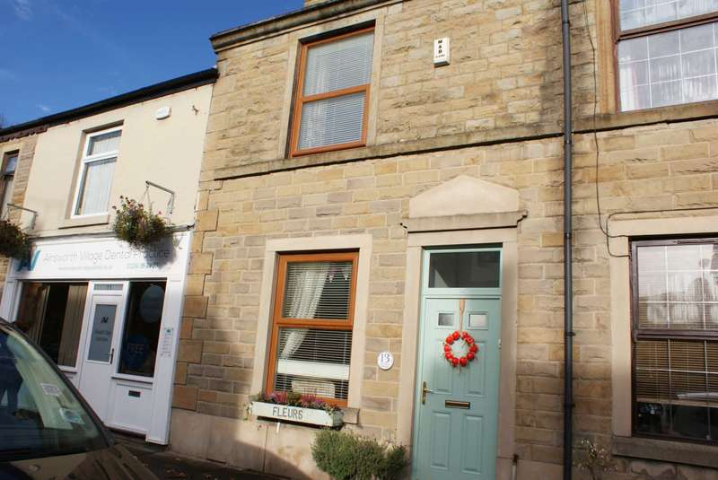 2 Bedrooms Terraced House for sale in Church Street, Ainsworth