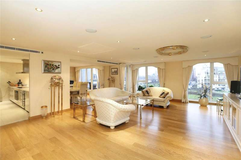2 Bedrooms Flat for sale in Banyan House, Imperial Wharf, Fulham, London, SW6
