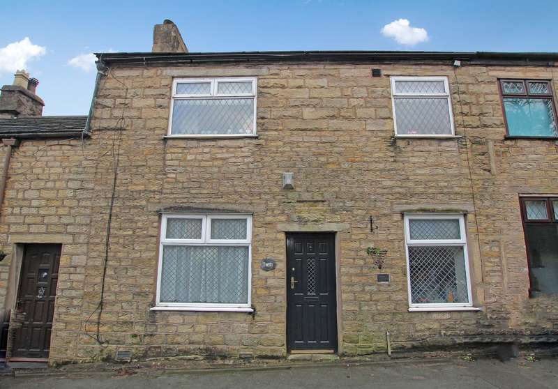 3 Bedrooms Terraced House for sale in Bury Fold Lane Darwen BB3 2QQ