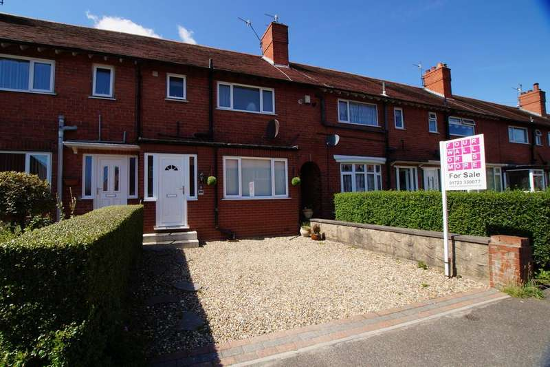 3 Bedrooms Terraced House for sale in Broom Walk Scarborough