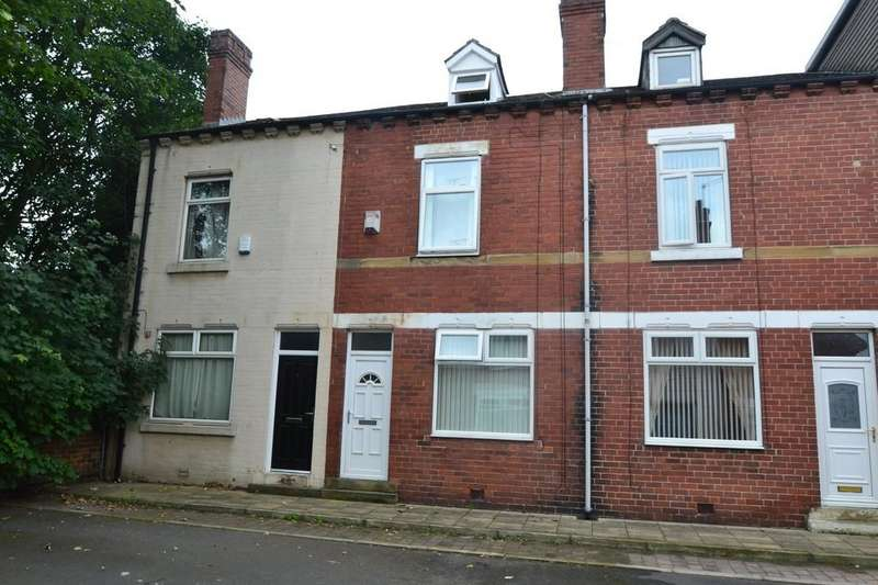 3 Bedrooms Terraced House for sale in Albion Place, South Elmsall, Pontefract