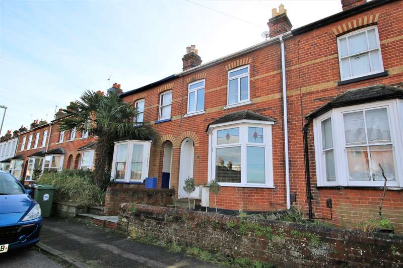 3 Bedrooms Terraced House for sale in Rochford Road, Basingstoke, RG21