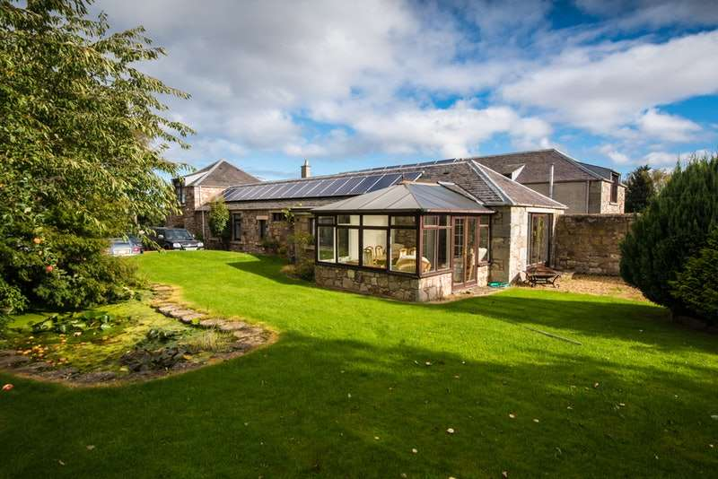 4 Bedrooms Detached House for sale in Chesterhall Steading, Longniddry, East Lothian, EH32