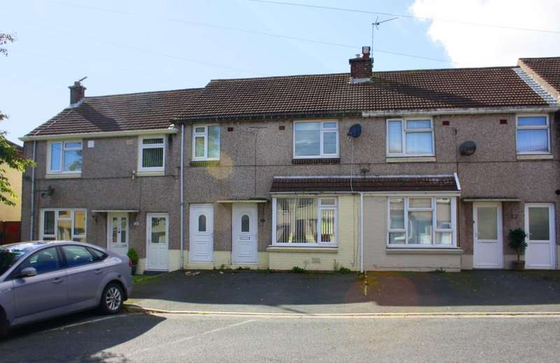 3 Bedrooms Terraced House for sale in Observatory Avenue, Hakin, Milford Haven