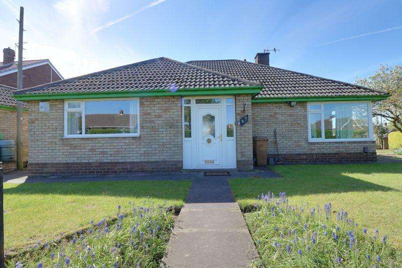 3 Bedrooms Bungalow for sale in High Leys Road, Scunthorpe