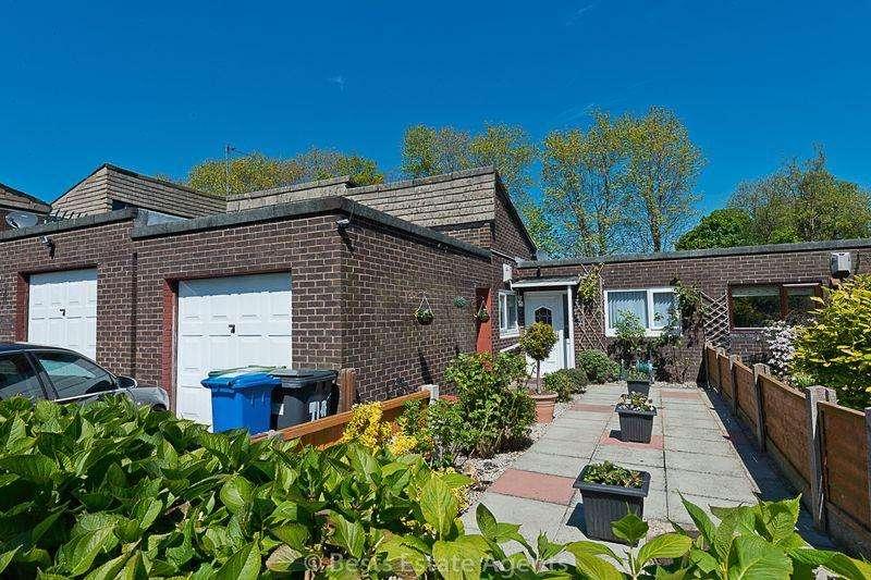3 Bedrooms Bungalow for sale in Cranage Close, Halton Lodge, Runcorn