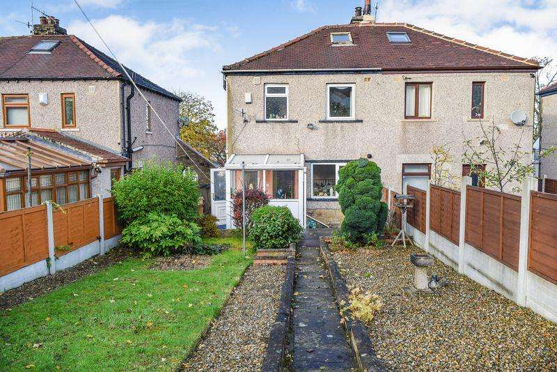 2 Bedrooms Semi Detached House for sale in Leeds Road, Shipley