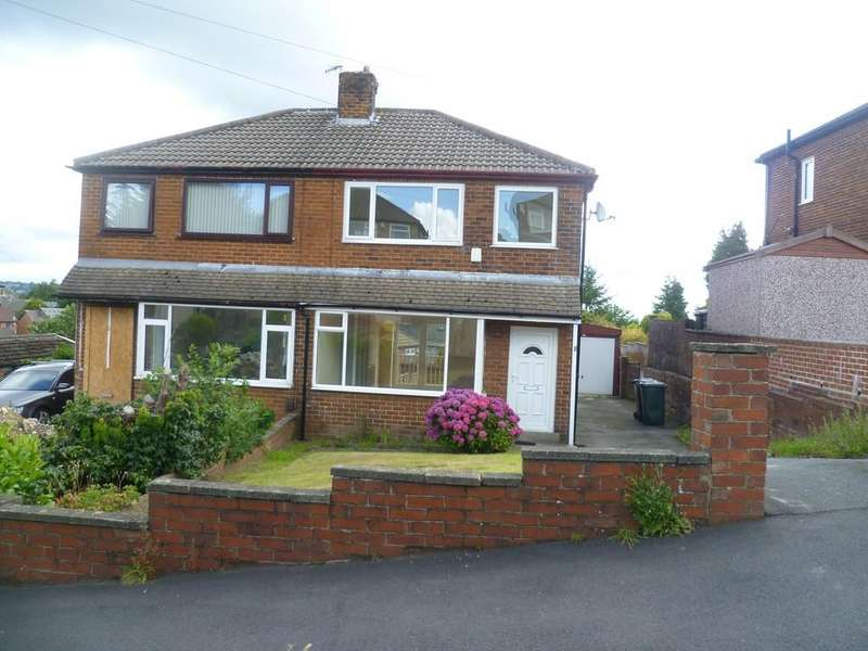 2 Bedrooms Semi Detached House for sale in Pasture Rise, Clayton