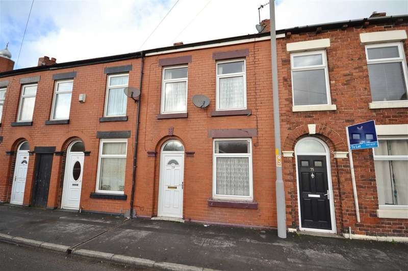 3 Bedrooms Terraced House for sale in Brooke Street, Chorley