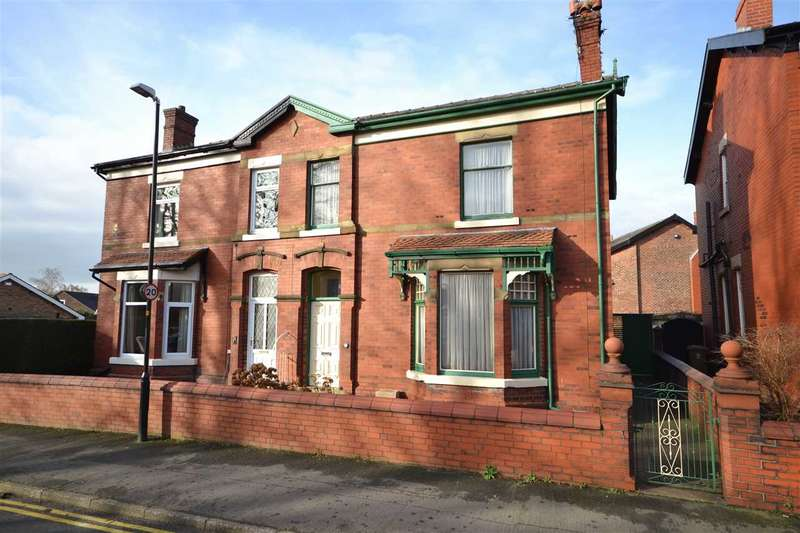 3 Bedrooms Semi Detached House for sale in Ashfield Road, Chorley