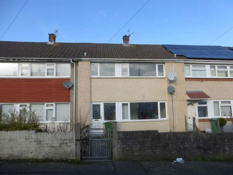 3 Bedrooms Link Detached House for sale in Pleasant View, Beddau, Pontypridd