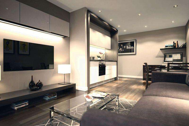 1 Bedroom Apartment Flat for sale in One Wolstenholme Square  8% Yielding Investment