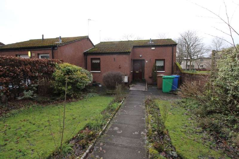 1 Bedroom Bungalow for sale in Lomond View, Glenrothes, KY7