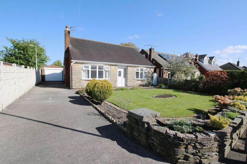 2 Bedrooms Detached Bungalow for sale in Moor Hey Drive, Penwortham