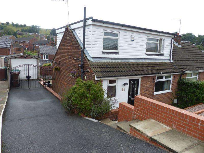 3 Bedrooms House for sale in Great Meadow, Oldham