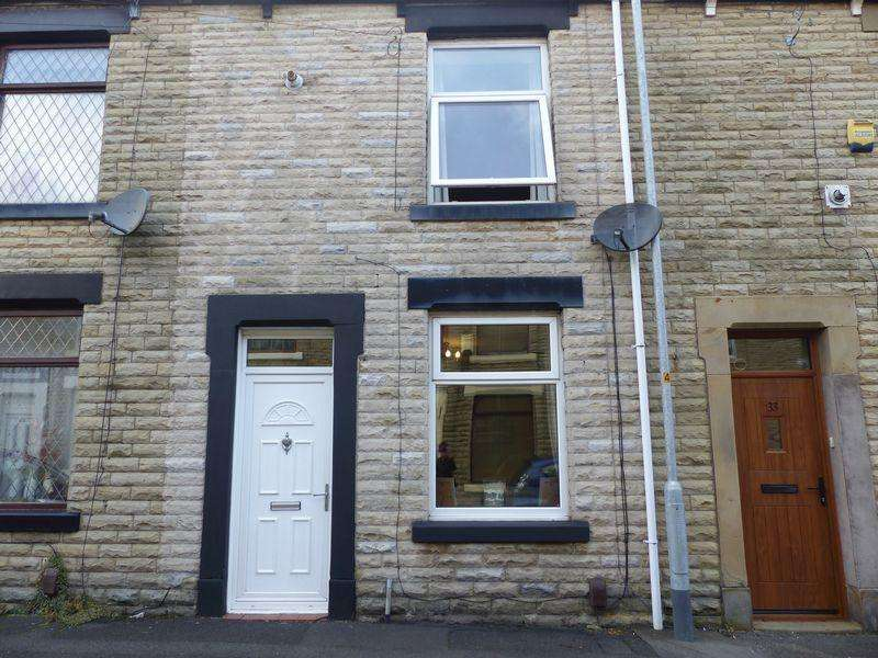 2 Bedrooms Terraced House for sale in Tudor Street, Oldham