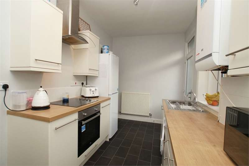 2 Bedrooms Terraced House for sale in CA1 2LP Thomson Street, Off London Road, Carlisle, Cumbria