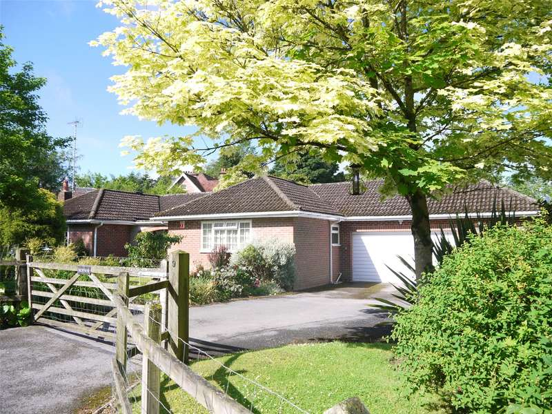 3 Bedrooms Detached Bungalow for sale in Courts Hill Road, Haslemere, Surrey, GU27