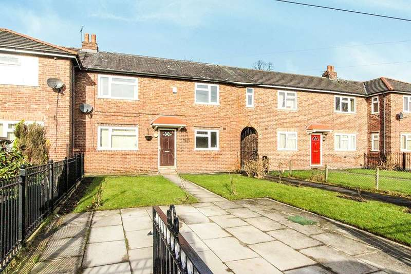 3 Bedrooms Terraced House for rent in Westray Road, Fallowfield, Manchester, M13