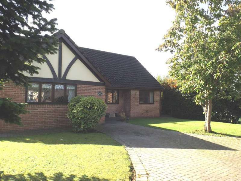 3 Bedrooms Detached Bungalow for sale in Fairview Avenue, Weston