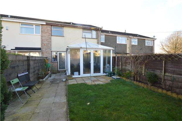 3 Bedrooms Terraced House for sale in Glenfall, Yate, BRISTOL, BS37 4LX