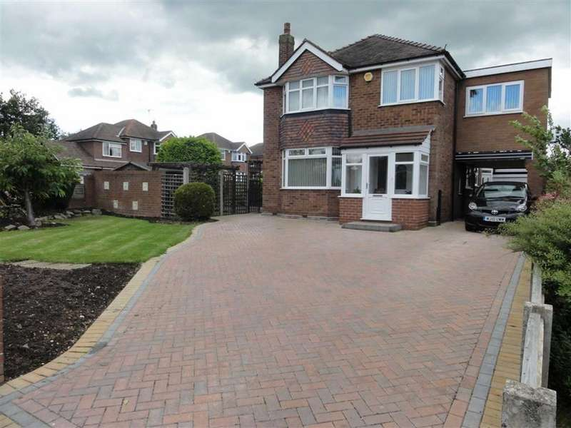 4 Bedrooms Detached House for sale in Outwood Road, Heald Green