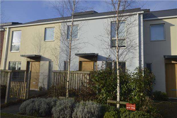 3 Bedrooms Terraced House for sale in Old Hospital Lawn, Stroud, Glos, GL5 4GA