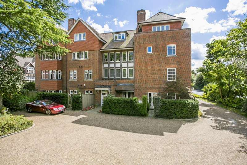 3 Bedrooms Apartment Flat for sale in Kingswood Road, Tunbridge Wells