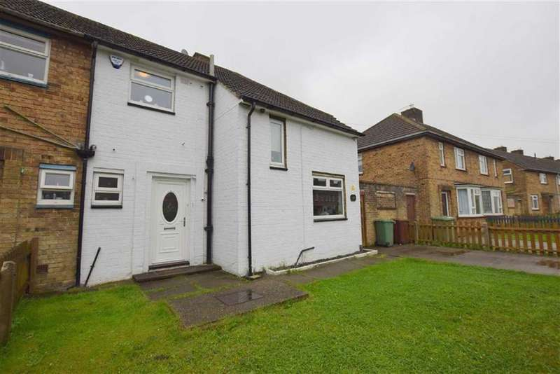 3 Bedrooms Semi Detached House for sale in Kirkstead Crescent, Grimsby, North East Lincolnshire