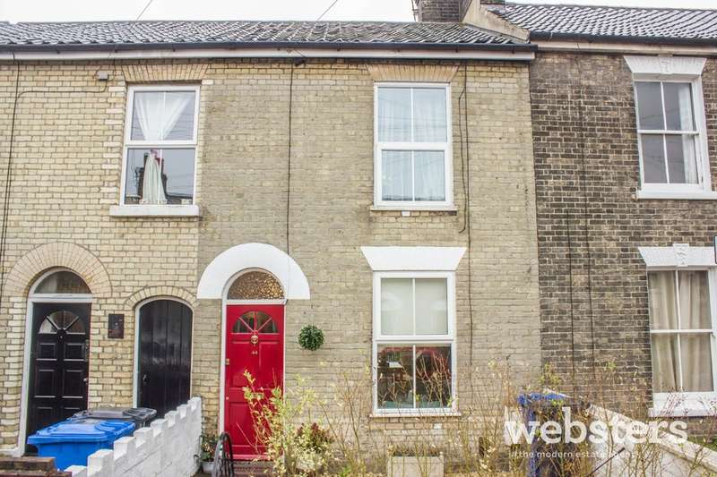 2 Bedrooms Terraced House for sale in Newmarket Street, Norwich NR2