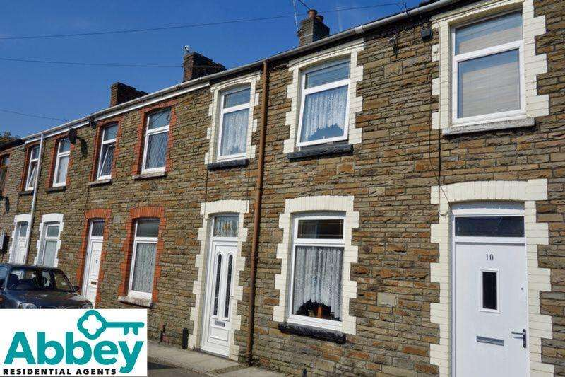 2 Bedrooms Terraced House for sale in Rectory Road, Neath, SA11 1ET