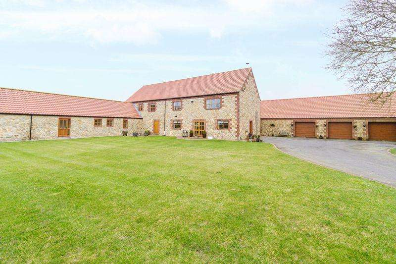 6 Bedrooms Detached House for sale in South Cliff Road, Kirton Lindsey