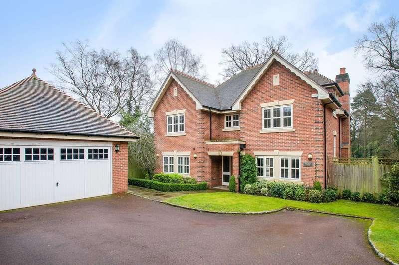 5 Bedrooms House for rent in Woodham Gate, Woodham, GU21