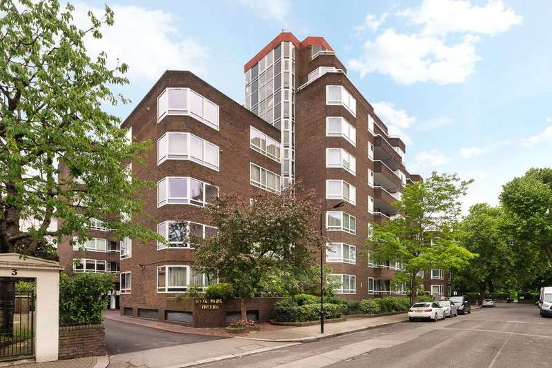 3 Bedrooms Flat for sale in Porchester Terrace, Bayswater, London, W2