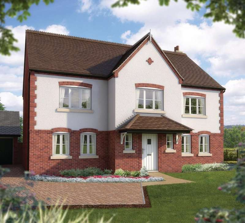 5 Bedrooms Detached House for sale in Plot 77 The Truro, Stratford Leys, Stratford Upon Avon