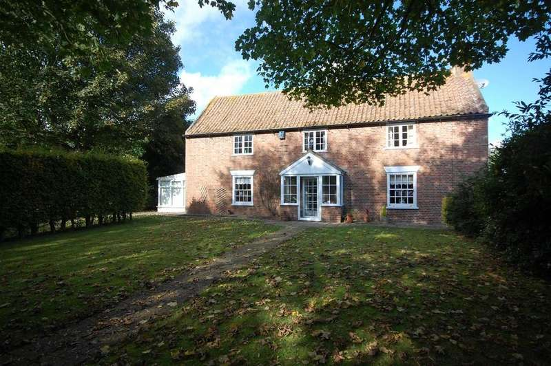 5 Bedrooms Equestrian Facility Character Property for sale in Alvingham, Louth