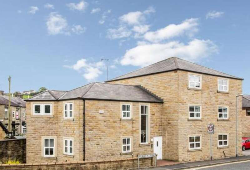 1 Bedroom Apartment Flat for sale in Stubley Mill Road, Littleborough