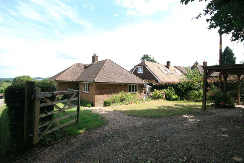 3 Bedrooms Detached Bungalow for sale in School Lane, Lodsworth, Petworth, West Sussex, GU28