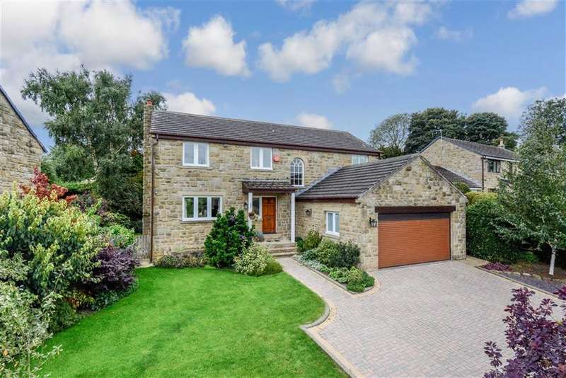 5 Bedrooms Detached House for sale in Valley Head, Birkby, Huddersfield, HD2