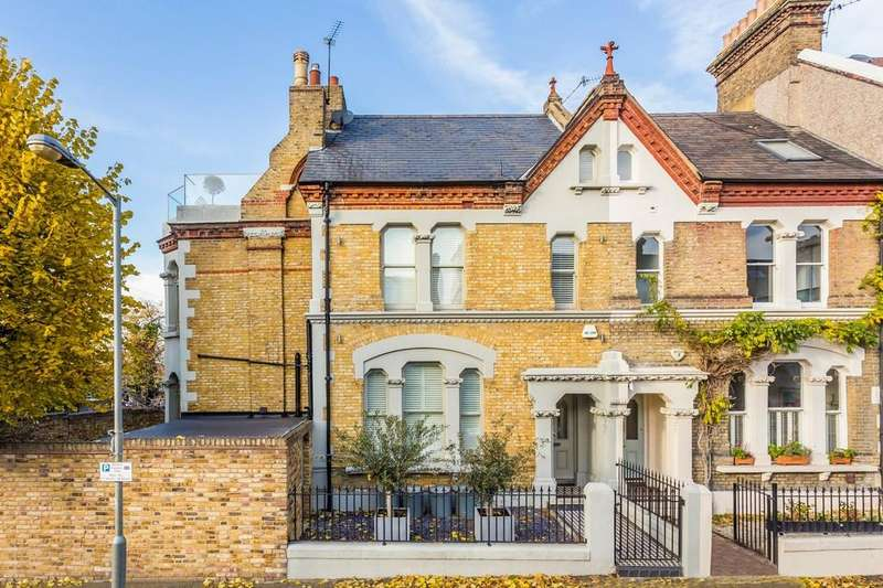 6 Bedrooms End Of Terrace House for sale in Brodrick Road, London