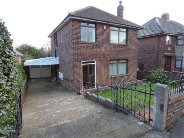3 Bedrooms Detached House for sale in Edge Lane, Thornhill, Dewsbury