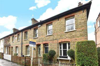 2 Bedrooms End Of Terrace House for sale in Crown Lane, Chislehurst