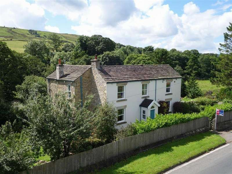 5 Bedrooms Detached House for sale in Tunstead Milton, Whaley Bridge, High Peak, Derbyshire