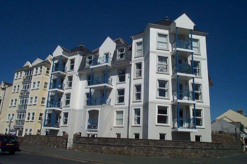 2 Bedrooms Apartment Flat for sale in The Promenade, Port Erin, IM9 6AG
