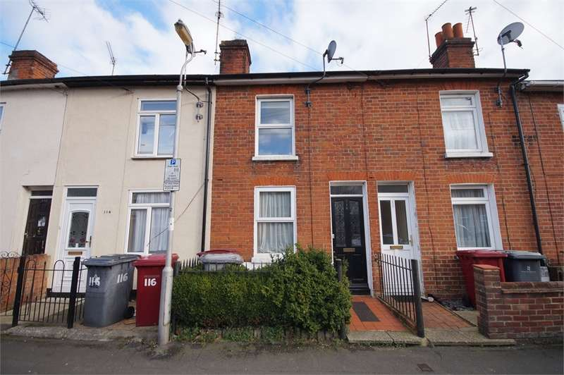 3 Bedrooms Terraced House for sale in Amity Road, READING, Berkshire