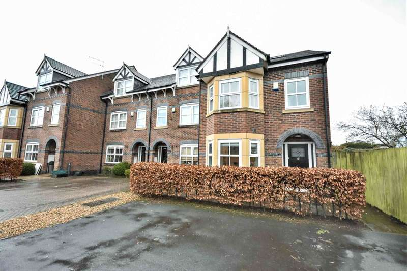 3 Bedrooms End Of Terrace House for sale in BIRCHVALE CLOSE, POYNTON