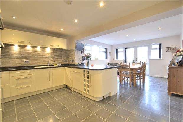 4 Bedrooms Detached House for sale in Lasne Crescent, Brockworth, GLOUCESTER, GL3 4UX