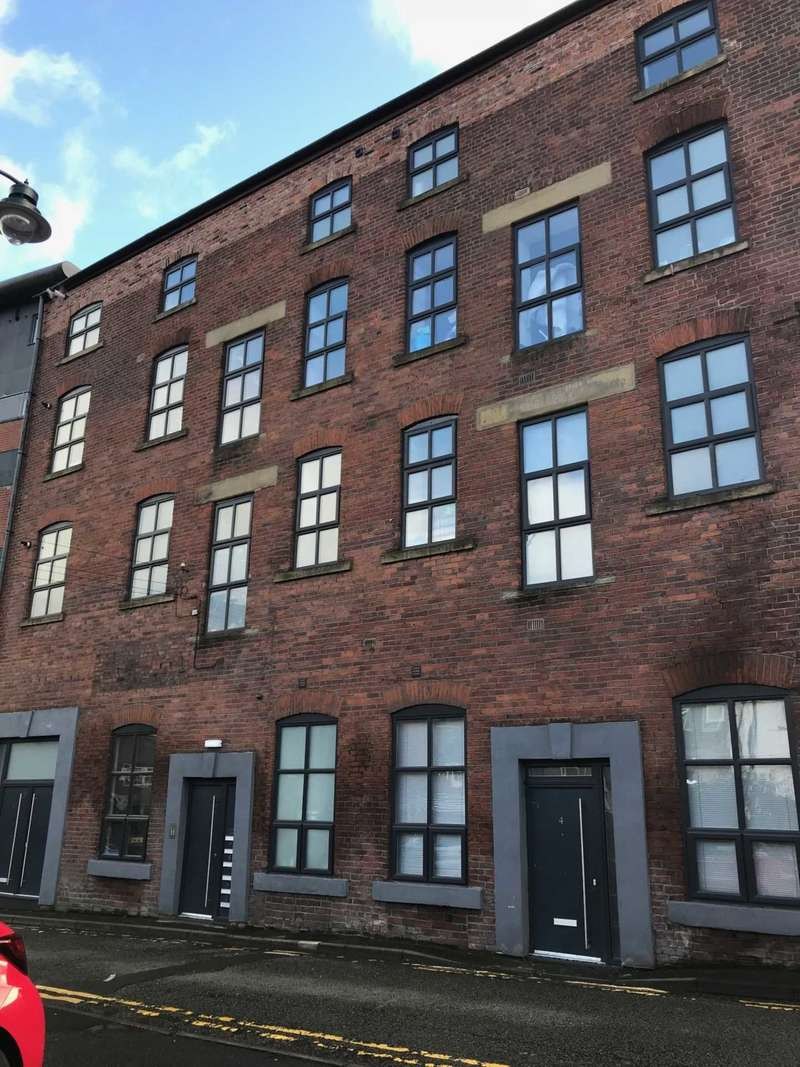 2 Bedrooms Apartment Flat for rent in Bow Street, Oldham