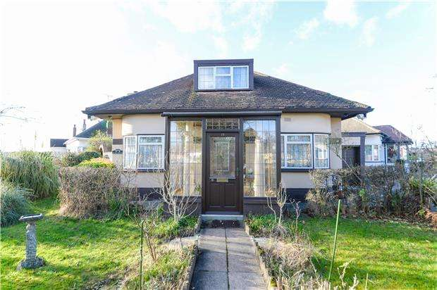 3 Bedrooms Detached Bungalow for sale in Blair Avenue, KINGSBURY, NW9 7LN
